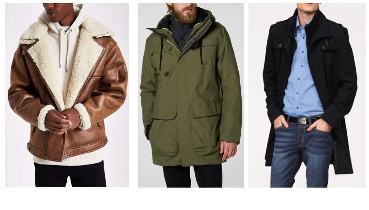14da8c959f Pánské zimní kabáty a bundy Zimní kabát a zimní bundu potřebuje každý muž.  V tom nepřeberném množství