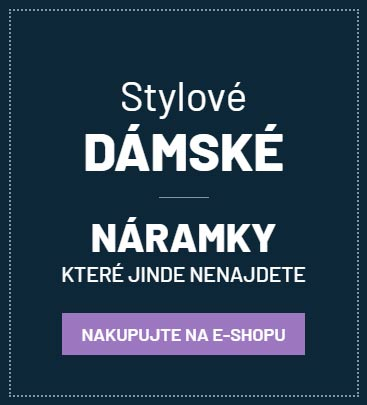 Náramky pro dámy, módní stylové dámské náramky www.damske-naramky.cz