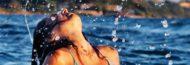 Voděodolné líčení nejen na letní párty
