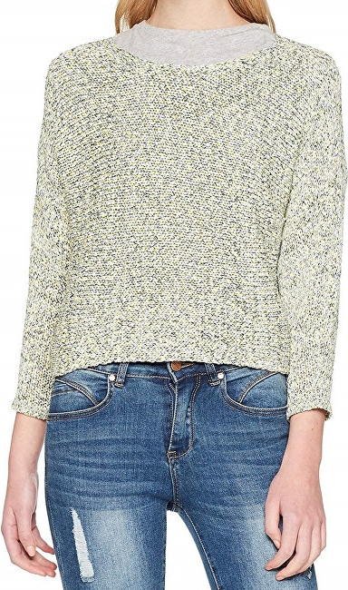 dámské svetry a vrstvení oblečení