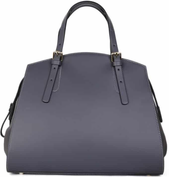 šedá kabelky modní typ