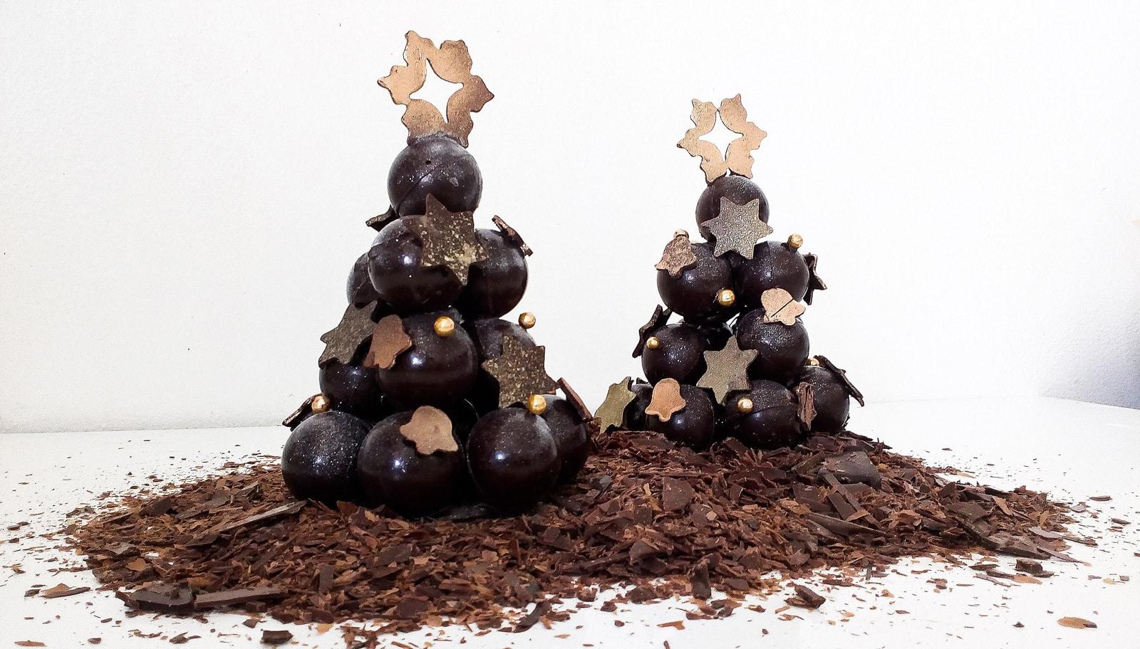 Vánoce, Vánoční čokoládové figurky